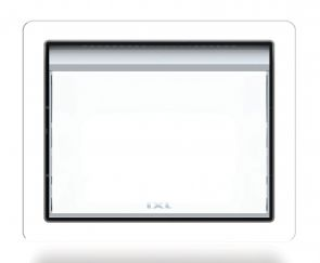 Tastic Luminate Heat Module - Bathroom Ceiling Heater - White
