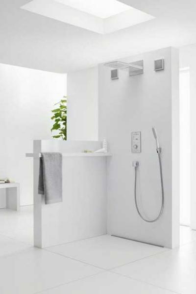 Open Plan Bathrooms