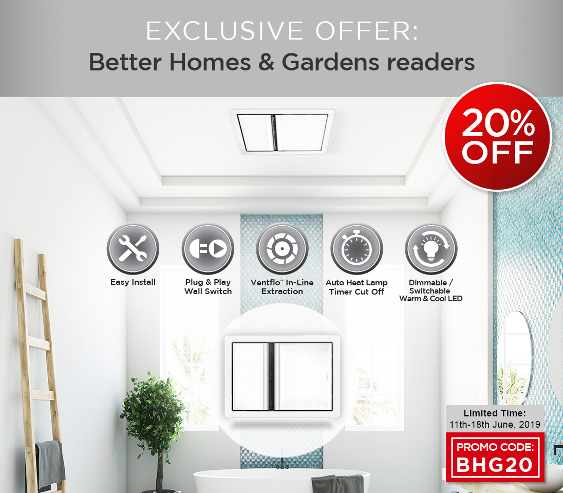 BHG Readers 20 Promotion